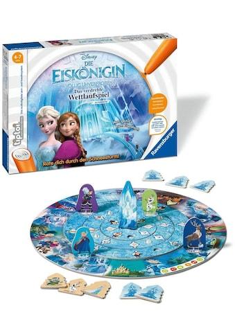 """Ravensburger Spiel, """"Disney Die Eiskönigin  -  Völlig unverfroren: Das verdrehte Wettlaufspiel"""" kaufen"""