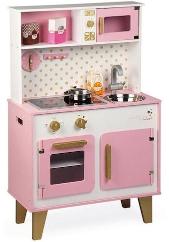 Janod Spielküche »Candy Chic«, mit Licht und Sound; FSC®-Holz aus gewissenhaft... kaufen