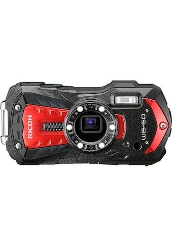 Ricoh »WG - 60« Outdoor - Kamera (16 MP, WLAN (Wi - Fi)) kaufen