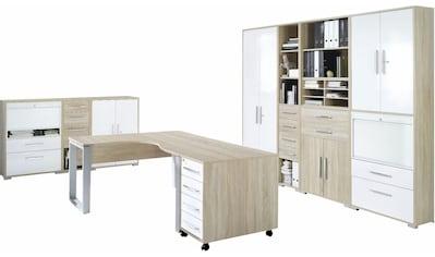 Maja Möbel Büro-Set »1210 SYSTEM«, (Set, 9 St.) kaufen
