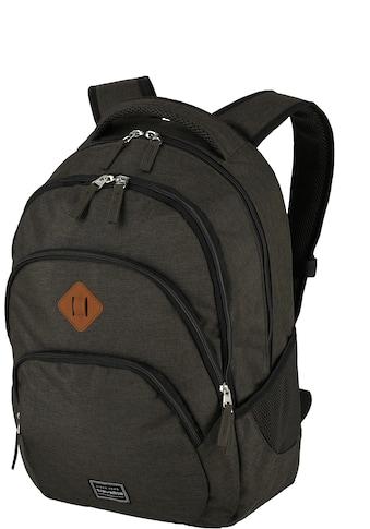 travelite Cityrucksack »Basics, braun« kaufen