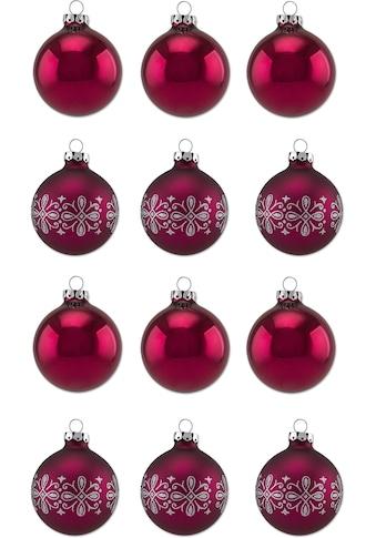 """Thüringer Glasdesign Weihnachtsbaumkugel """"Beere"""" kaufen"""