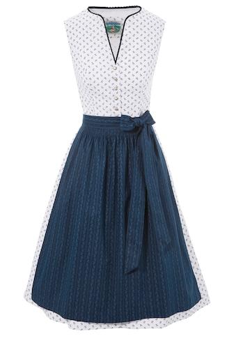 Turi Landhaus Dirndl, kann auch als Kleid getragen werden - Made in Europe kaufen