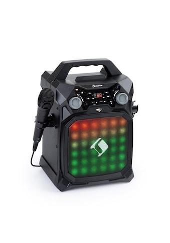 Auna Karaokeanlage BT USB Line-In/Out 2 x 6,3mm kaufen