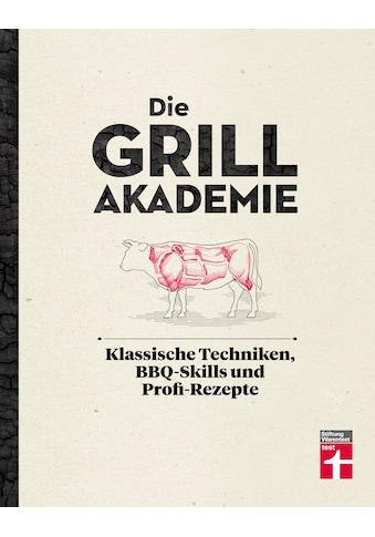 Buch »Die Grillakademie / Thomas Zapp, Peter Schulte« kaufen