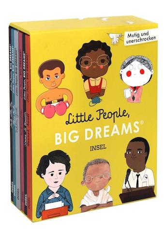 Buch »Little People, Big Dreams: Mutig und unerschrocken / María Isabel Sánchez... kaufen