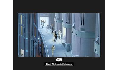 Komar Poster »Star Wars Classic RMQ Prison Elevator«, Star Wars kaufen