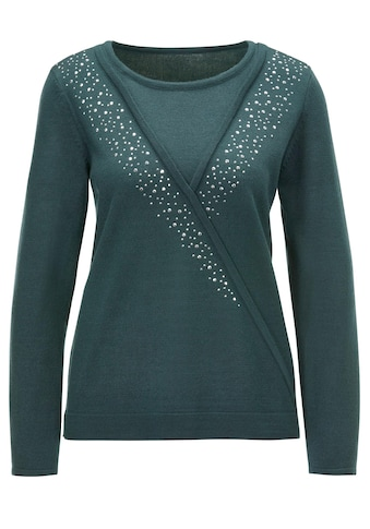 Classic Basics Wickelpullover »2-in-1-Pullover« kaufen