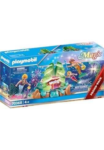 Playmobil® Konstruktions-Spielset »Korallen-Lounge der Meerjungfrauen (70368), Magic«, ; Made in Germany kaufen