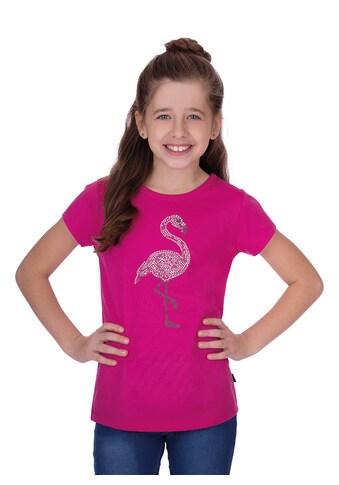 Trigema T-Shirt, mit Glitzer-Motiv auf Vorderseite kaufen