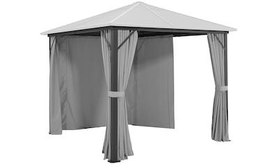 KONIFERA Pavillonseitenteile »Barbados«, BxL: 300x300 cm kaufen