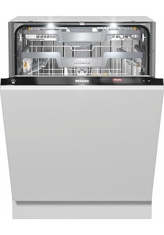 Miele vollintegrierbarer Geschirrspüler »G 7960 SCVi AutoDos«, G 7960 SCVi AutoDos, 8,9 l, 14 Maßgedecke kaufen