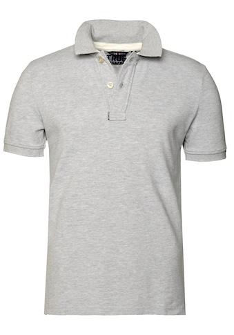 CODE-ZERO Poloshirt »Shore Polo«, Applikationen kaufen