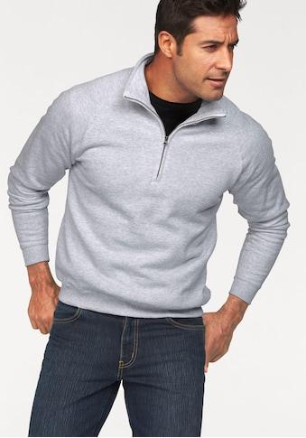 Fruit of the Loom Sweatshirt, mit Reißverschluss kaufen