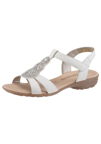 Remonte Sandale, mit schönem Schmuckelement kaufen
