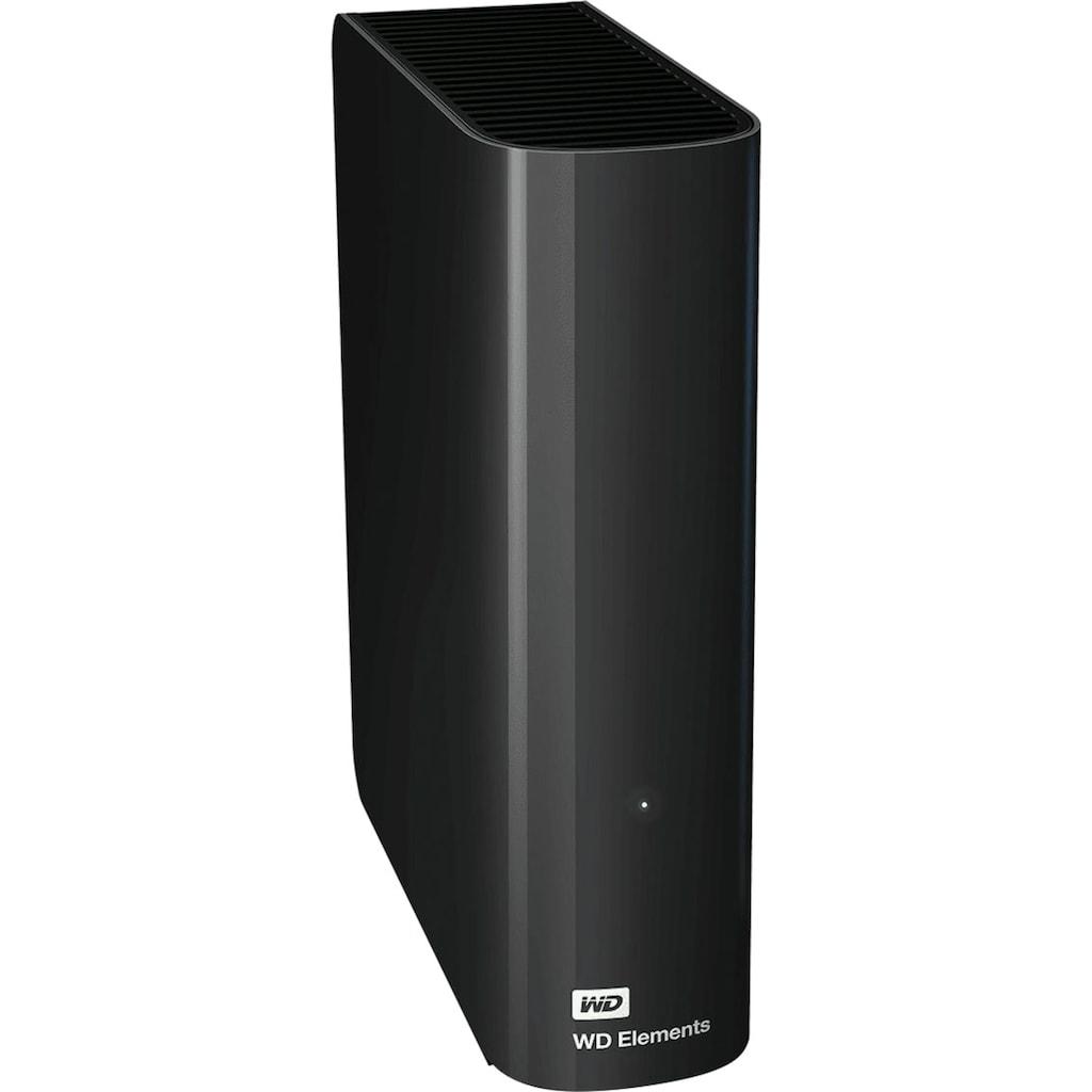 WD externe HDD-Festplatte »Elements«