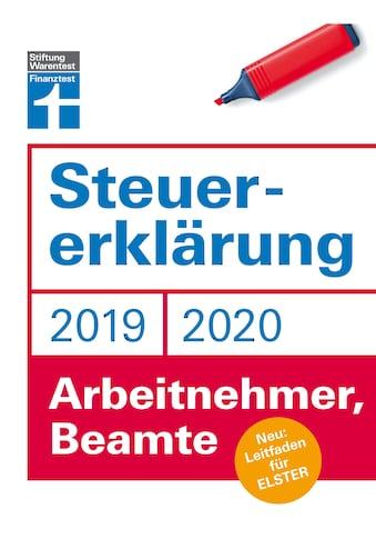 Buch »Steuererklärung 2019/2020 - Arbeitnehmer, Beamte / Angela Rauhöft, Hans W.... kaufen