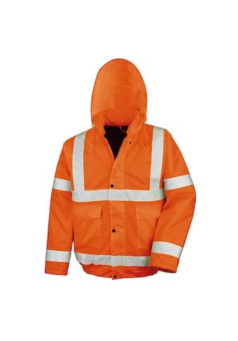 Result Winterjacke »Core High Viz Winter Jacke, Wasser und Wind abweisend (2... kaufen