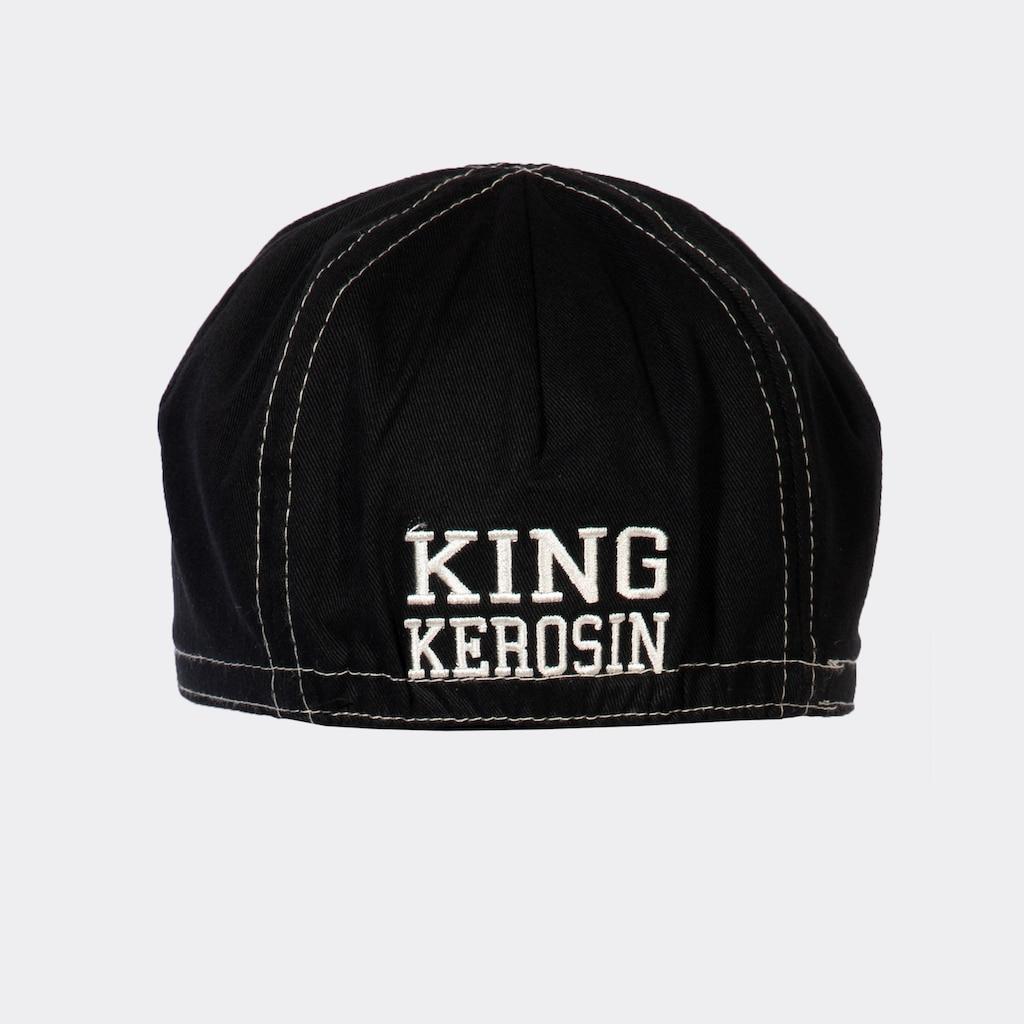KingKerosin Flex Cap »LA Speedfreak«, mit Applikation in der Front