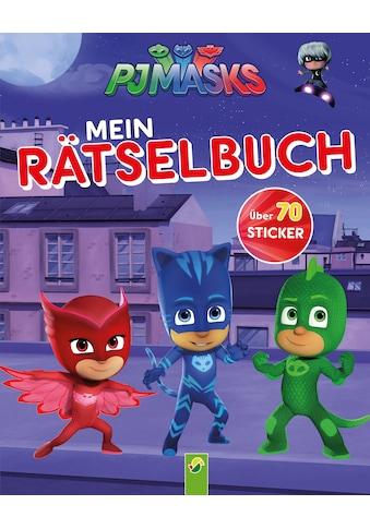 Buch PJ Masks Mein Rätselbuch / DIVERSE kaufen