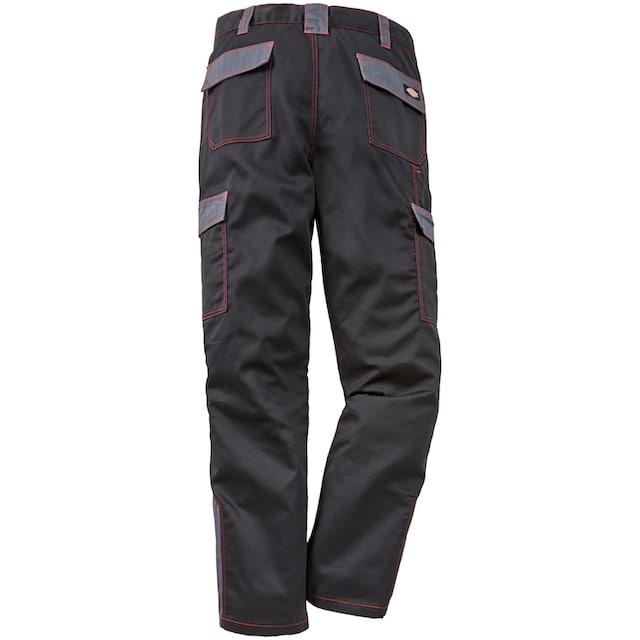Dewalt DWC17 Herren Grau//Schwarz Niedrig Sitzende Multi-Taschen Arbeitshose