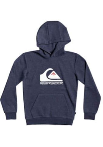 Quiksilver Kapuzensweatshirt »BIG LOGO HOODY« kaufen