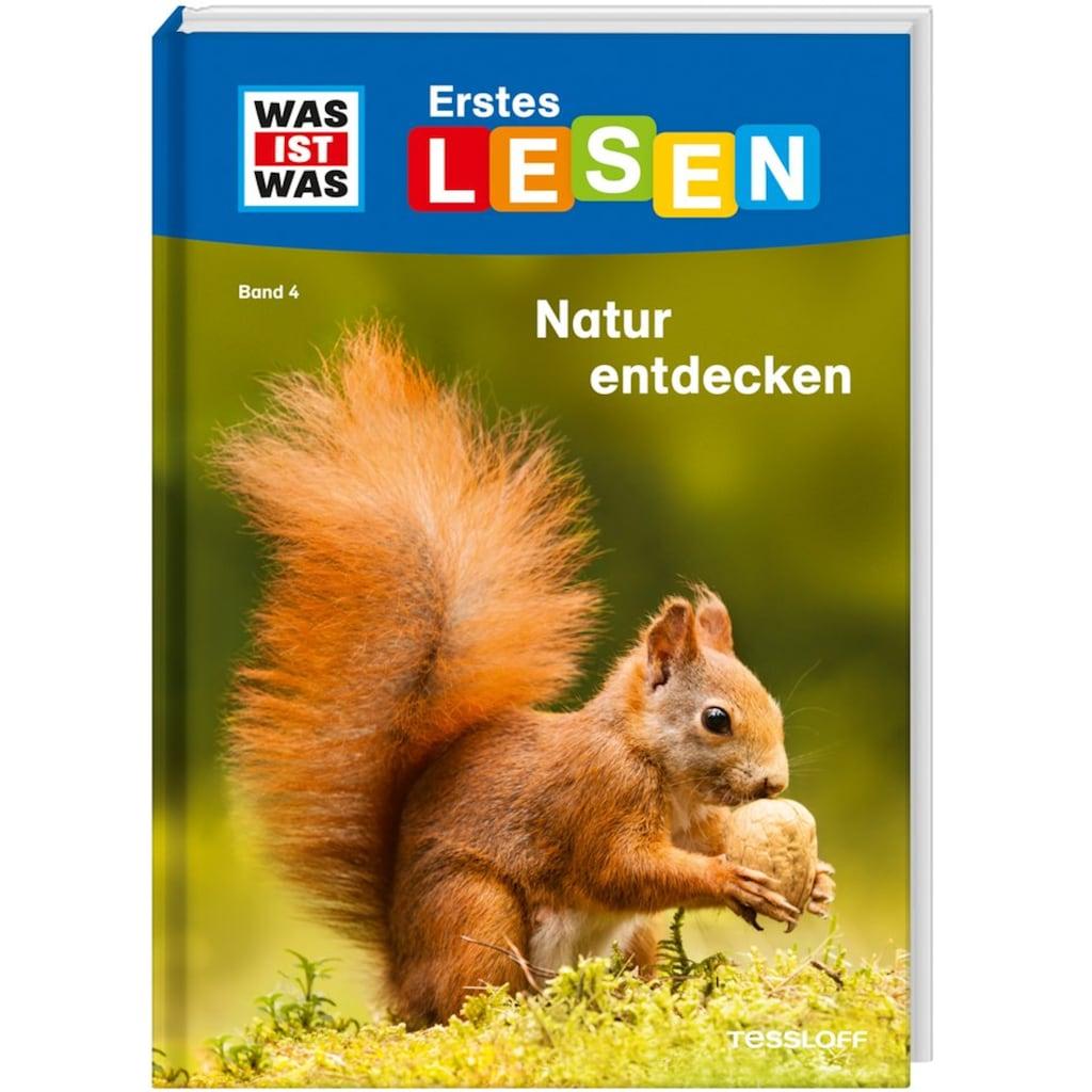 Buch »WAS IST WAS Erstes Lesen Band 4. Natur entdecken / Christina Braun, Marie Gerstner, Ruth Koch«