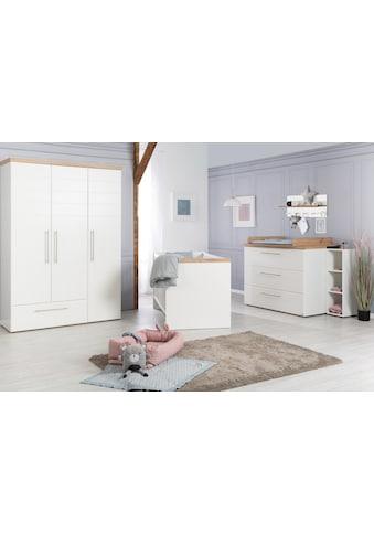 roba® Babyzimmer-Komplettset »Nele«, (Set, 3 tlg.), Made in Europe kaufen