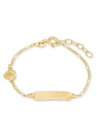 Amor Goldarmband »Herz, Schutzengel, 2014329«, Made in Germany kaufen