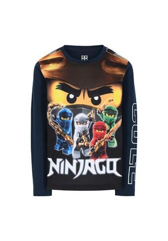 "LEGO® Wear T-Shirt »M12010201«, ""großer NINJAGO Druck "" kaufen"