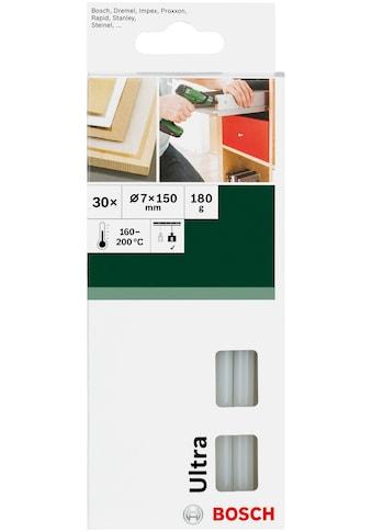 BOSCH Klebesticks »Ultra 7 mm«, 30-tlg, 7 x 150 mm kaufen