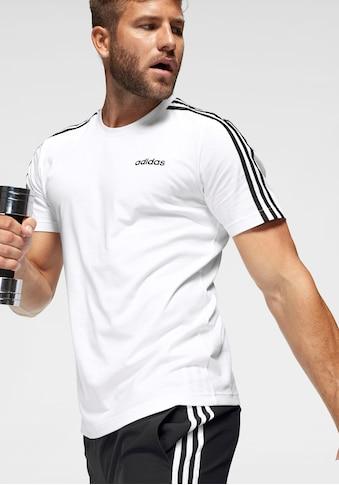 adidas Performance T - Shirt »ESSENTIALS 3 - STREIFEN« kaufen
