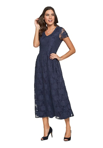 Lady Kleid aus floraler Spitze kaufen