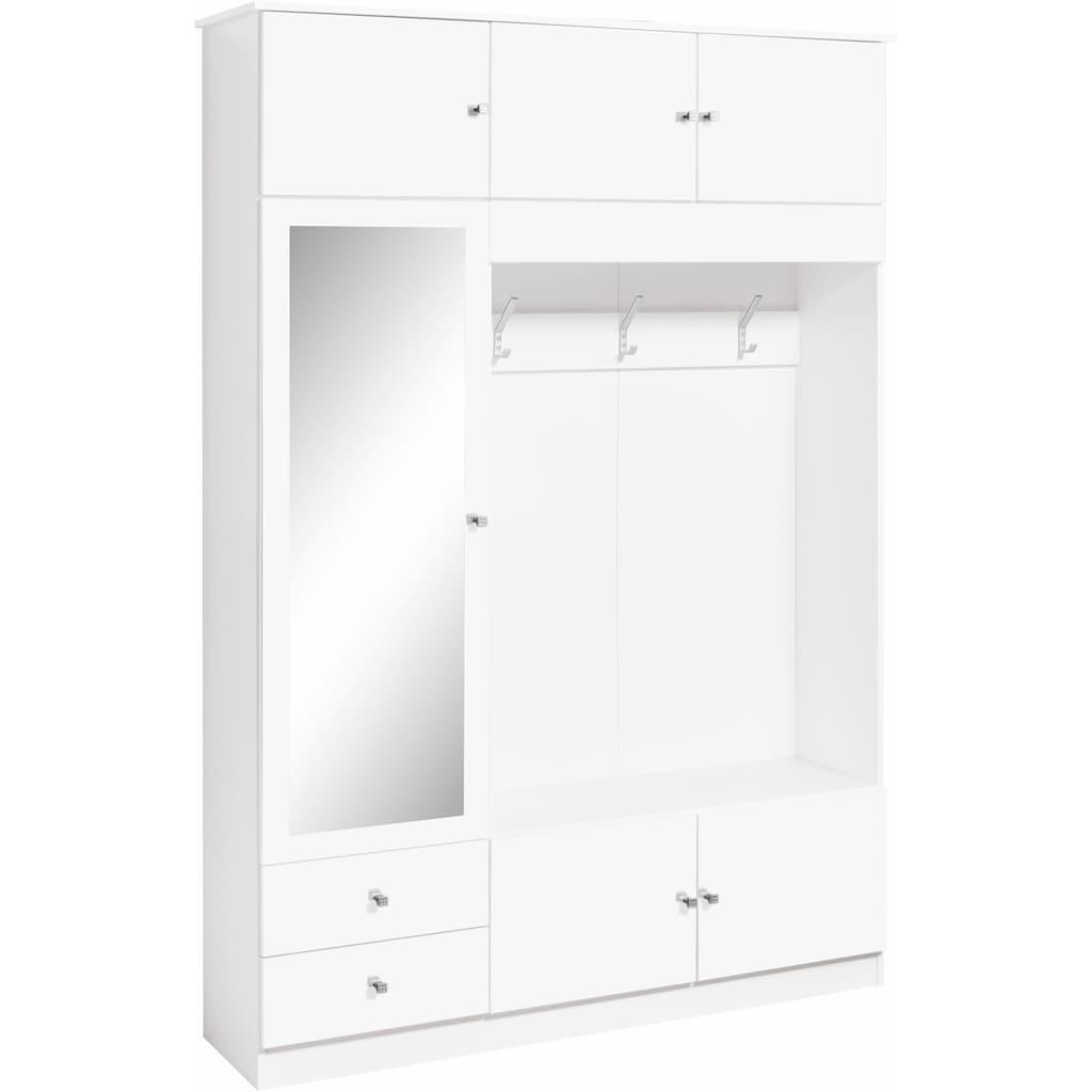 borchardt Möbel Garderobenschrank »Kompakta«, Höhe 202 cm