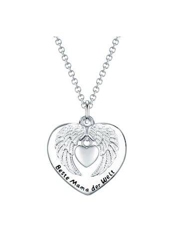 Rafaela Donata Herzkette »RD7703«, (1 tlg.), aus Sterling Silber kaufen