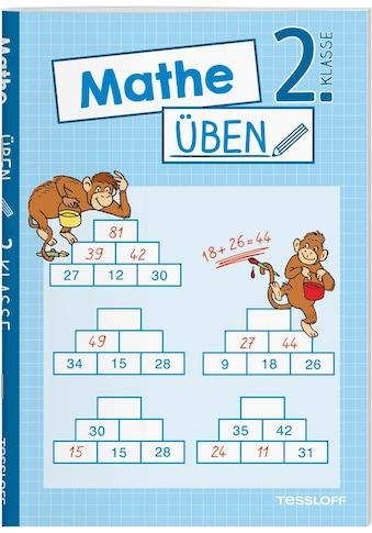 Buch »Mathe üben 2. Klasse / Julia Meyer, Falko Honnen« kaufen