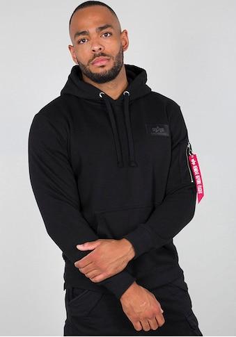 Alpha Industries Kapuzensweatshirt »BACK PRINT HOODY« kaufen