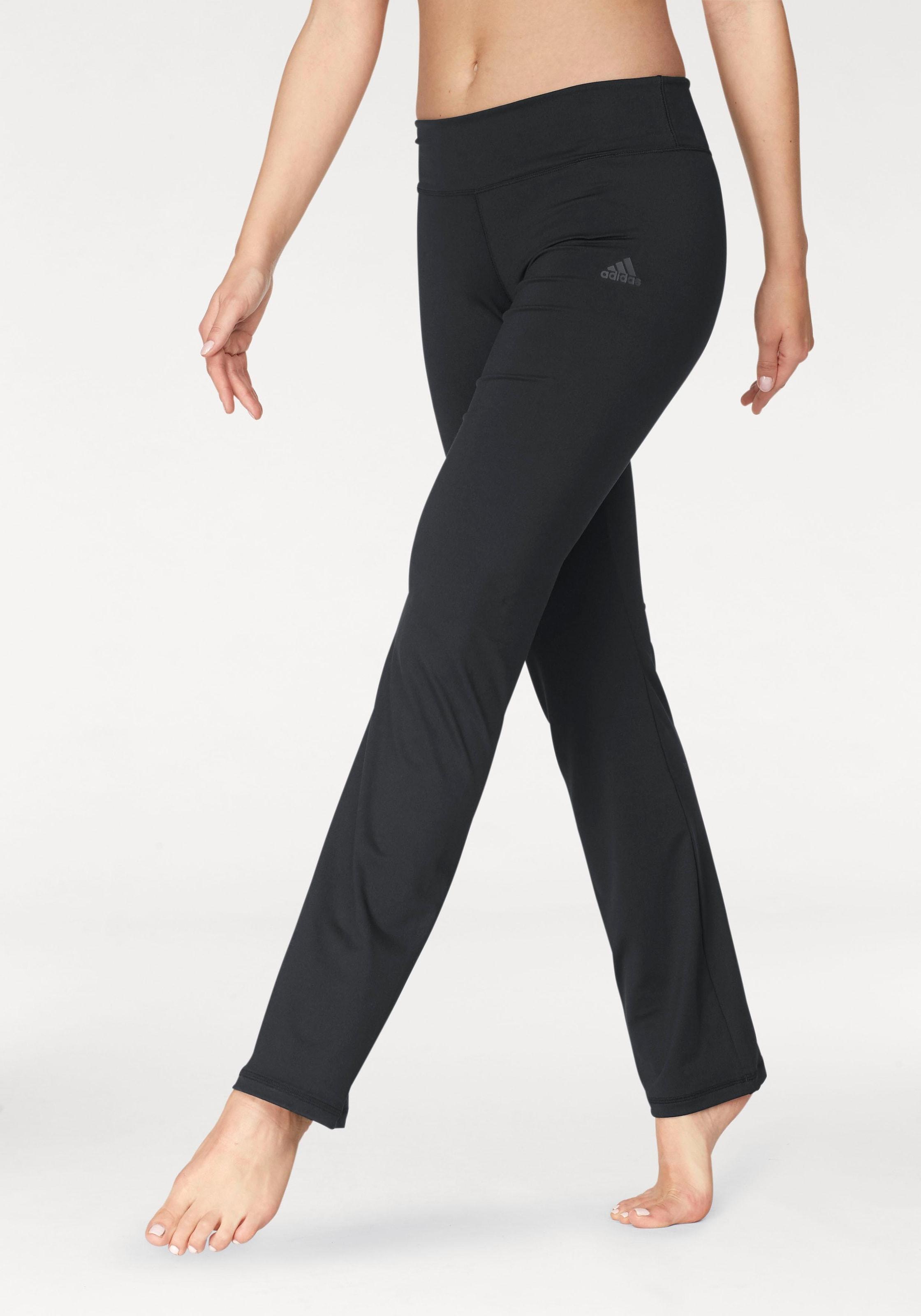 Adidas Performance Jazzpants »d2m Brush Pant« Auch In Großen Größen Schwarz