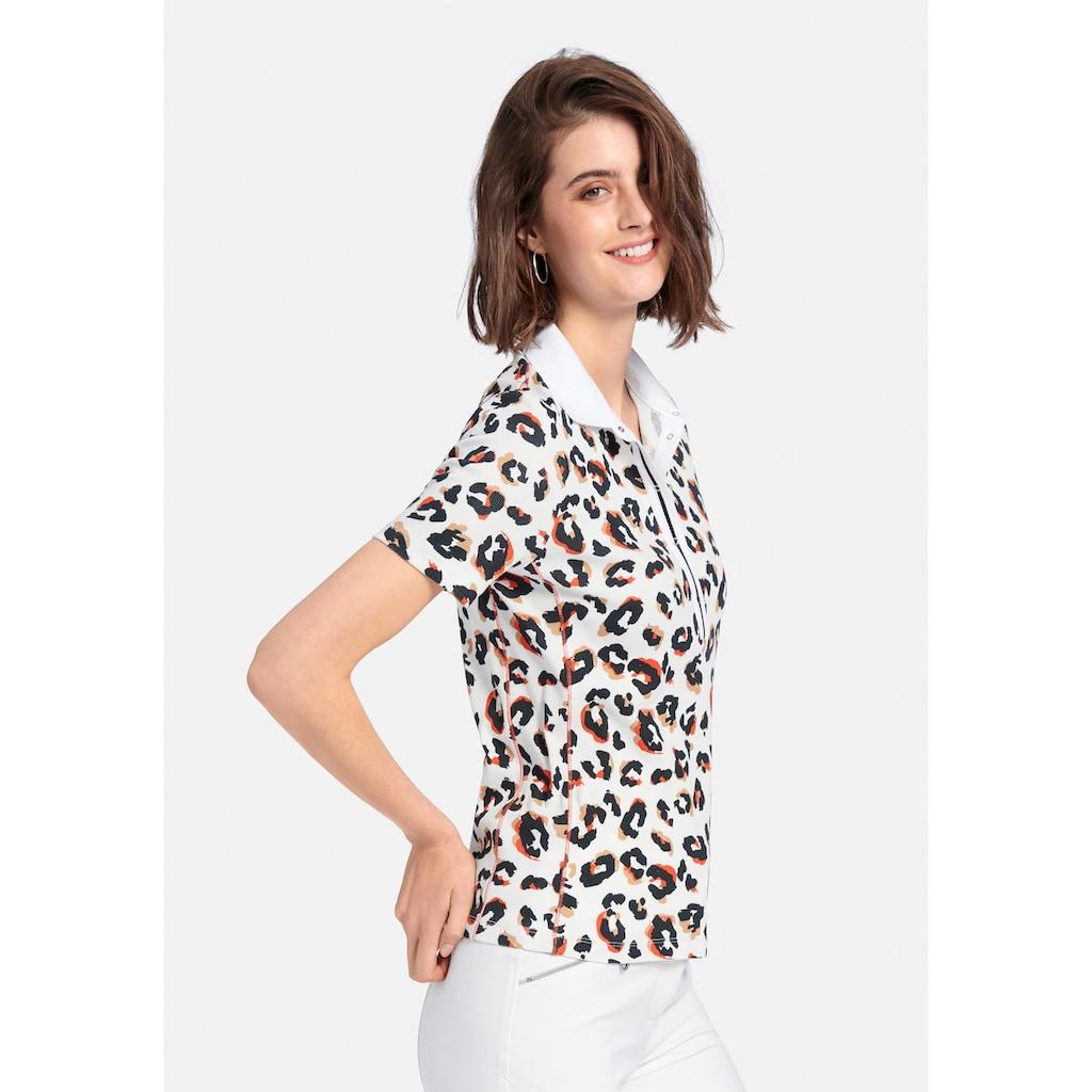 Looxent Poloshirt »Polo-Shirt mit 1/2-Arm«