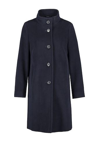 GERRY WEBER Langmantel »Mantel mit Wolle und Kaschmir« kaufen
