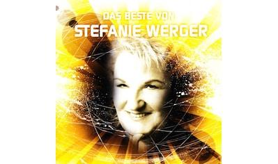 Musik-CD »BESTE VON, DAS / Werger,Stefanie« kaufen
