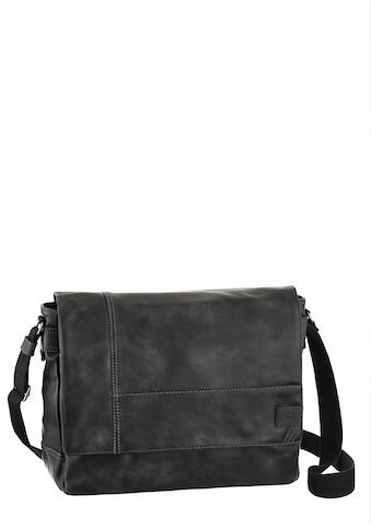camel active Messenger Bag »LAOS«, mit gepolstertem Laptopfach kaufen