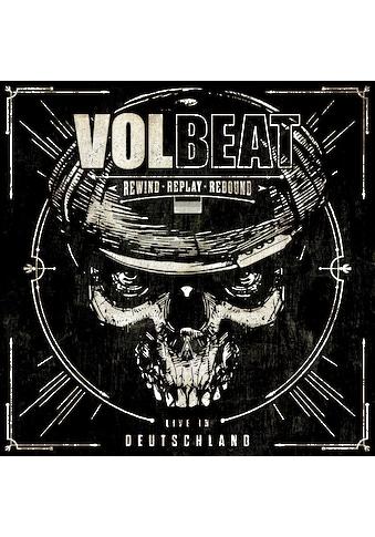 Musik-CD »Rewind,Replay,Rebound: Live In Deutschland (2CD) / Volbeat« kaufen