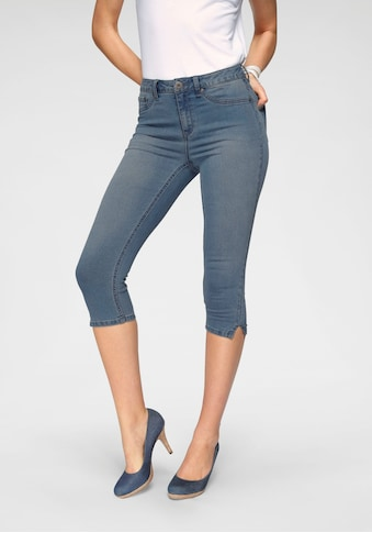 Arizona Caprijeans »Ultra Stretch«, High Waist kaufen