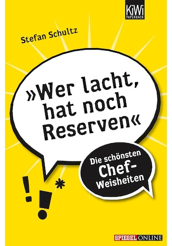 Buch »»Wer lacht, hat noch Reserven« / Stefan Schultz, Elias Hauck, Dominik Bauer« kaufen