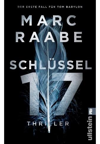 Buch »Schlüssel 17 / Marc Raabe« kaufen
