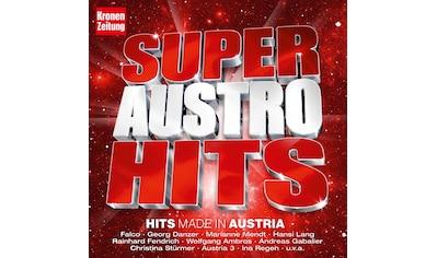 Musik-CD »Super Austro Hits / Various« kaufen