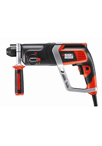 Black + Decker Bohrhammer »850W KD990KA« kaufen