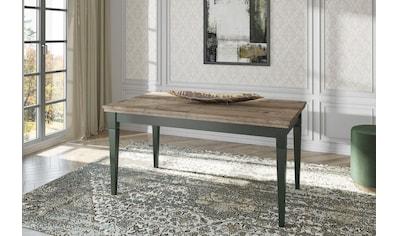 TRENDMANUFAKTUR Esstisch »Evora«, Breite 160 cm kaufen