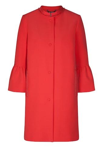 Nicowa Stilvoller Mantel OSITA mit edlen Details kaufen